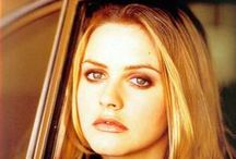 Movies - Actress - Alicia Silverstone / by Roger Webb
