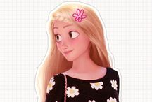Disney / by Hannah Welch