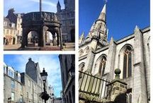 Aberdeen - The City / Things to do and see; our history; our culture