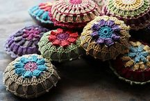 Hand-knitted lace / by KIX design