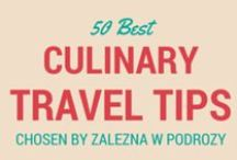 II Culinary Travel Tips II