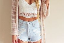 Summer Style / Summer Fashion Styles to turn heads this summer.