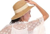 Hats that Inspire / Hats that enhance natural #beauty and our taste for #fashion. Our selection of hats will #style your favorite outfit and are as important as Jewelry!   Enjoy the moment & find your #fashion #style, It's all you, be chic !