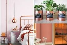 Blush and Rose Gold / Cherished moments come in a palette of rose gold hues and blush undertones. Because right here, in this warm, intimate space, this is where you will find true celebration.