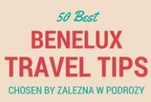 EUR II Benelux Travel Tips