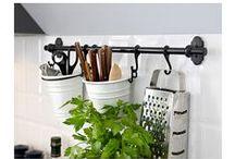 Ideer til køkkenet / Ideer til det køkken vi selv bygger.