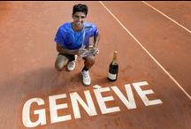Geneva Open 2015 / Men's Singles Champion: Thomaz Bellucci (BRA)
