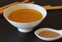 RECETTES: Entrées chaudes, soupes et veloutés / Feuilletés, tartelettes, entrées chaudes, soupes et veloutés