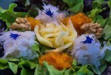 RECETTES: Salades et entrées froides / Des recettes fraîches pour dėbuter le repas