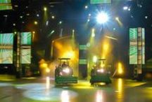 Entertainment / Whether it's a set design you're seeking, a parade float, or transportable props, ID3 Group can help!