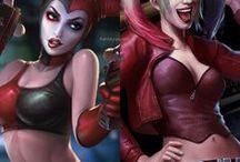 Harley Quinn / DC