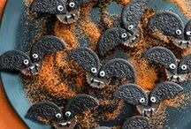 Halloween Recipes / Easy Halloween Recipes like halloween deserts and appetizers for your next halloween party