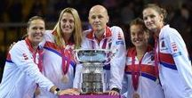 Fed Cup Final 2016 / Czech Republic - 2016 Fed Cup Champ