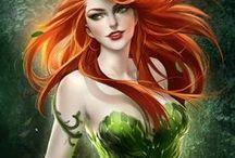Poison Ivy / DC