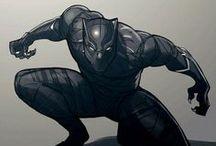 Black Panther [Kara Panter] / Marvel
