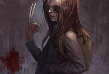 X-Men X-23 Laura