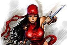 Elektra / Marvel