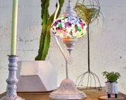 Turkish Mosaic Lamp / Turkish Glass Mosaic Lamps, 100% handmade made in Turkey.