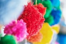 DIY/Craft / Here you will find inspiration to create your very own crafts, party supplies, and life hacks. Everything from colorful pom poms to recycled house supplies can be materials for making something new! / by Uncustomary Art