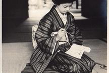Beauty of Japan / Ukiyo-e, photography, historical images, objets d'art, etc / by Culver Design Studio