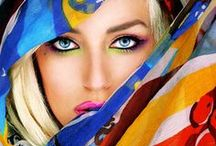 Eyes & Lips / Outstanding Makeup / by Lori Launius