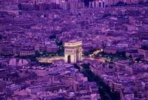 Favorite Places in Paris