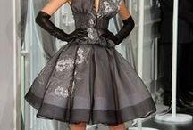 puffy dresses
