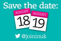 Save The Date: Join In Weekend, 18/19 August 2012 / Have you saved the date? Repin these photos so that everyone knows the Join In weekend takes place 18/19 August and find events near you here: http://joininuk.org/