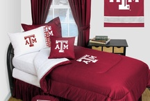 Texas A&M Aggies Merchandise & Bedding / Texas A&M Aggies Merchandise & Bedding is a splendid way to decorate your home & office to create your own Aggies fan zone in your bedroom, kid's bedroom, game room, study, kitchen, living room, and even the bathroom. Also perfect as Texas A&M Aggies fan gifts. Show off your Aggies team spirit today!
