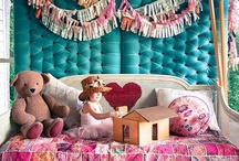 Kids Rooms and Nurseries / by Nina Sills