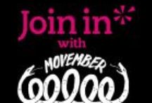 Join In with Movember