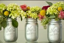 Jars, Windows, Glass & Such / Ideas using these elements in home and crafting