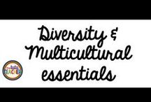 Celebrating Diversity / Diversity matters! This board has ideas, strategies, tips, book suggestions, thoughts, FREE downloads, resources, and more to help us all celebrate the diverse people in our lives. Use these ideas with your Kindergarten, 1st, 2nd, 3rd, 4th, or 5th grade classroom and homeschool students!