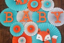 Baby Shower Ideas / by Tess Jay