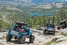 Jeep Love / I Love My Jeeps.... You'll see....  Rock Climbing, Mud, Muddy, Mudding, Offroad, Woods, Moab, Beach, Custom, 4x4, Big, Huge, Awesome, Old School, Willy, Willy's, Wrangler, CJ, YJ, TJ, XJ, JK, Cherokee.  / by King Woodsman