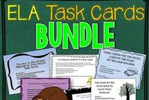 Teaching ELA 7-12 Collaborative Board / This is a collaborative board for teaching English Language Arts grades 7-12. Please post a variety of paid and free items. Please don't pin more than 3 items a day. Please don't post the same item more than once.