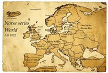 Norse Series (World) / The Norse series - Viking romance set in AD 1022