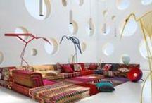 I-Design / Home inspiration, color, life decor