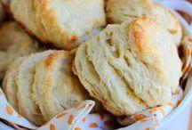 Breads, dough's, scones etc.