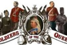 Victoria's Soldiers / Uniforms and equipment of the Victorian soldier.