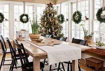 Christmas: Kitchen