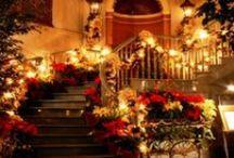 Christmas: Decorating Big Spaces
