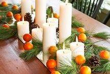 Christmas: Table Decs