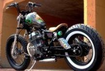 Kustom Motorcycles / Bobbers, choppers, Rat Looks...