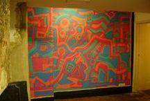 Murals / Murals in the Michael Carlton style