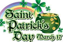 St. Patrick's Day / by Angie Pavelka