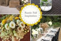 Trend and Color palette / Inspiration boards, trend inspiration and color palette for weddings and events.
