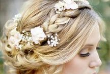 Fashion - Beauty, Hairstyle and Make-up / Beauty, hairstyle, hair, make-up for wedding and for all occasions