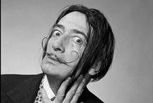 Salvador Dalí Figueres / Salvador Dalí #Figueres. Les millors imatges del seu personatge i obres.