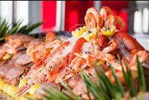 Fooding / Pour occuper le terrain de la cuisine de La Co(o)rniche, il ne fallait pas moins de deux chefs. Piliers de l'univers de William, Philippe Falières et Christophe Beaupuy font partie de l'équipe depuis déjà plusieurs années.